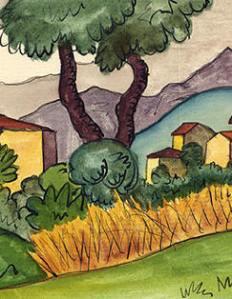 Hesse painting 2 tree