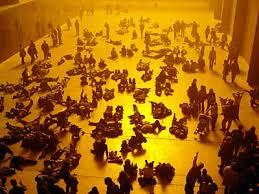 weather project Tate Modern