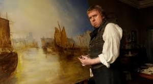 Turner with mystery painting