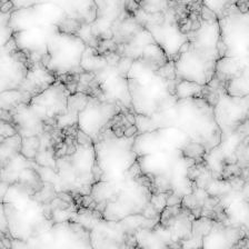 white cloud marble