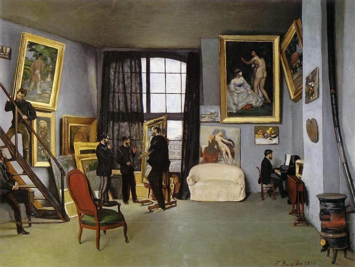 Bazille Studio 1870.jpg