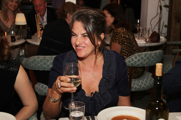 Dinner In Honor Of Tracey Emin Hosted By Phillips In The Cecconi's Garden At Soho Beach House