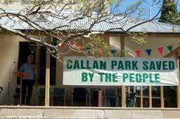 save callan park